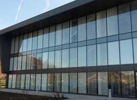 View our information about Curtain Walling